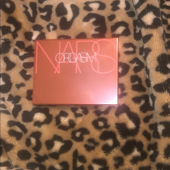 NARS Orgasm limited edition full size